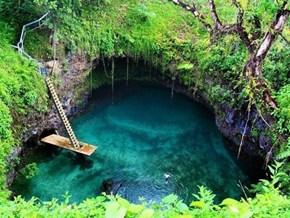Tosua Pool, Samoa