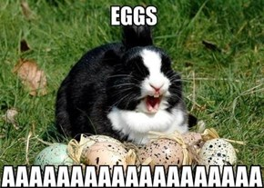 EASTER IS NIGH