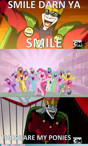 Joker is Best Brony