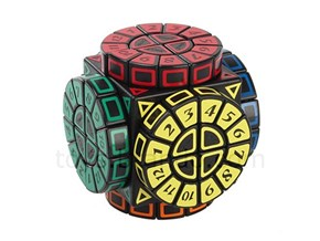 What Did Rubik's Cubes Need? More Dials, Clearly.