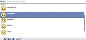 Facebook is confused about emotions
