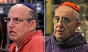 Doppleganger of the Day: Pope Francis I & George Bluth Sr.
