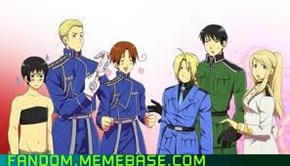 FMA Brotherhood/Hetalia