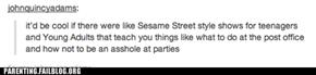Sesame Street  90210