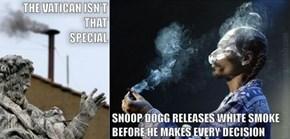 Pope Snoop