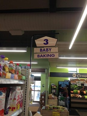 What Kind of Grocery Store is This?!?!