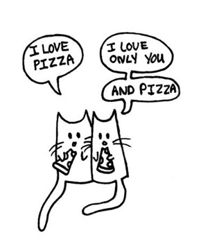 Everybody Loves Pizza. It's a Fact.