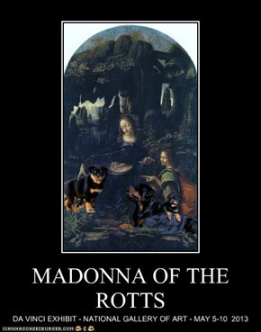 MADONNA OF THE ROTTS