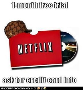 Netflix...