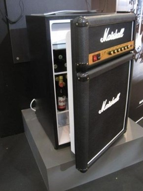 And My Amp Looks Like a Fridge
