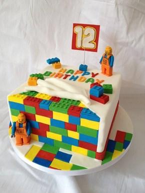 Brick Cake WIN