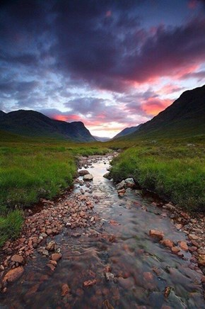 A Lovely Look at Scotland