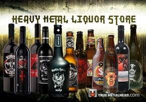 Get Drunk on Metal