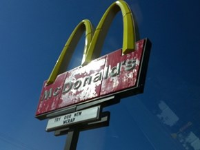 McDonald's You're Not Even Trying Anymore