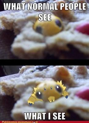 Joltik Cookies