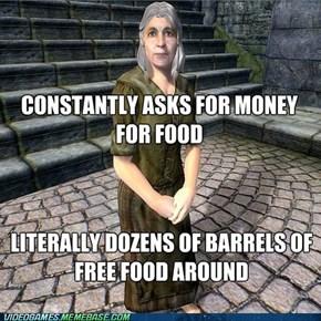 Beggar Logic