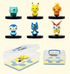 Scannable Pokemon Wii U Figurines Revealed