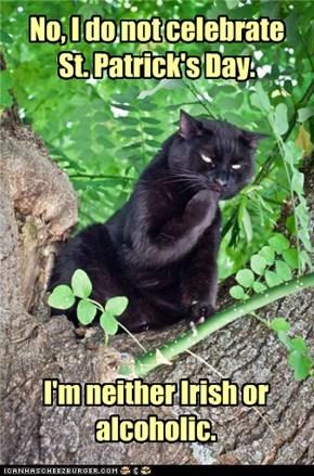 I am Catlick, though.