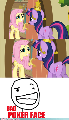 Everything's just fine in here, Twilight