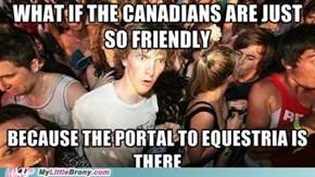Canadian Bronies?