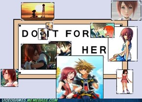 Do It For Her, Sora