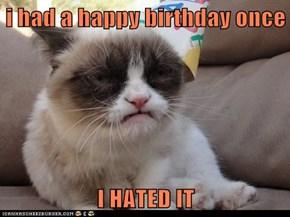 Birthdays, Blech