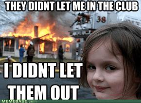 Underaged Disaster Child