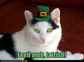 Irish Kitteh