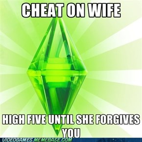 Redeeming Yourself in Sims