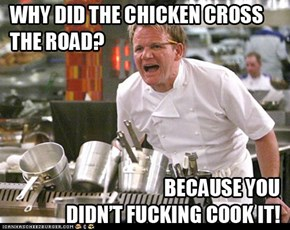 Gordon LOL...