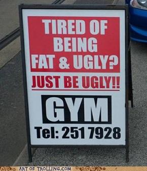 Gym Troll