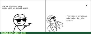 Dem rage comics