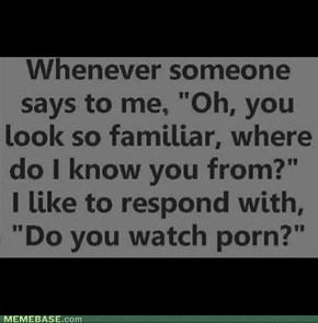 It's My Standard Response Now
