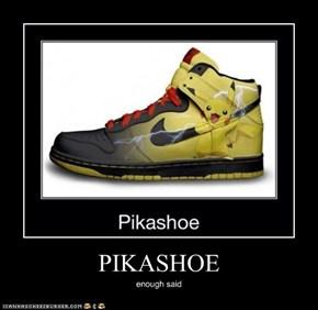 PIKASHOE