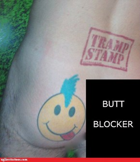 The Ultimate Tramp Stamp