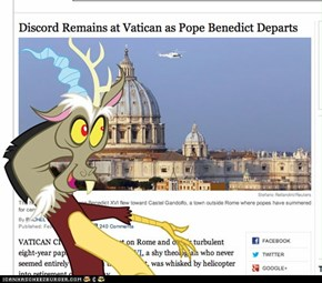 The Vatican is in Chaos!
