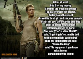 Daryl the Wild Thing!
