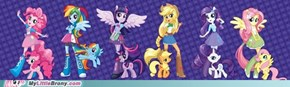 New Equestria Girls image