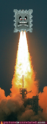 Rocket Thwomp