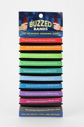 Sloshed Swag: Buzzed Bands Make For the Best Game