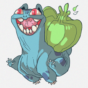 6 Really Weird Pokémon Drawings