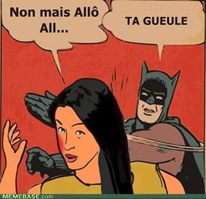 """Nabilla's """"Allô"""""""