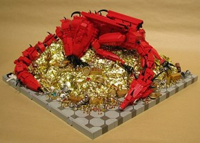 Want a Peek at Smaug's Hoard?