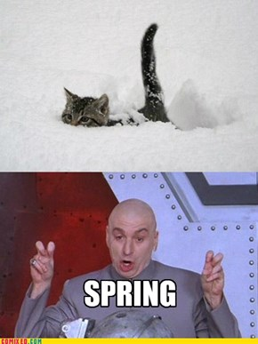 Damn Smarch Weather