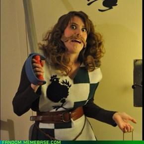 Brave Sir Robin