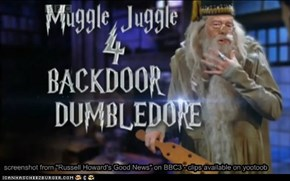 Backdoor Dumbledore