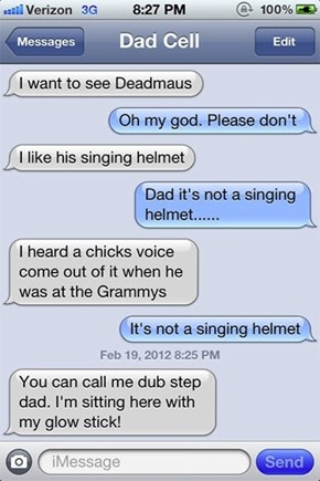 Dubstep Dad is the Best