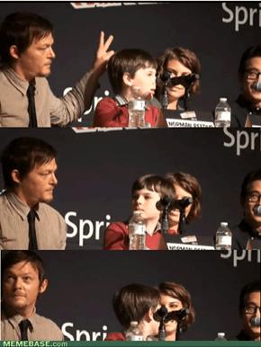 Oh Daryl...