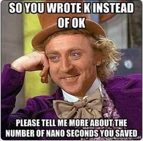 I Saved SO Many
