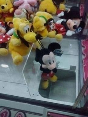 Mickey, No!